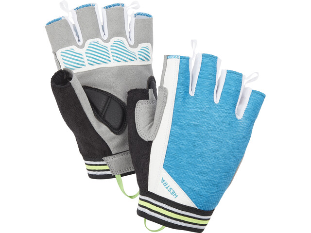Hestra Bike Guard Short Finger Gloves petrol